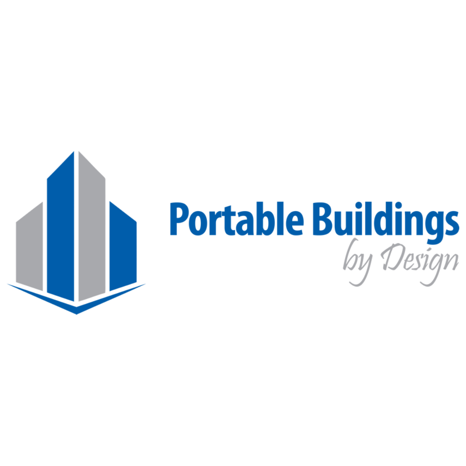 Portable Buildings By Design logo
