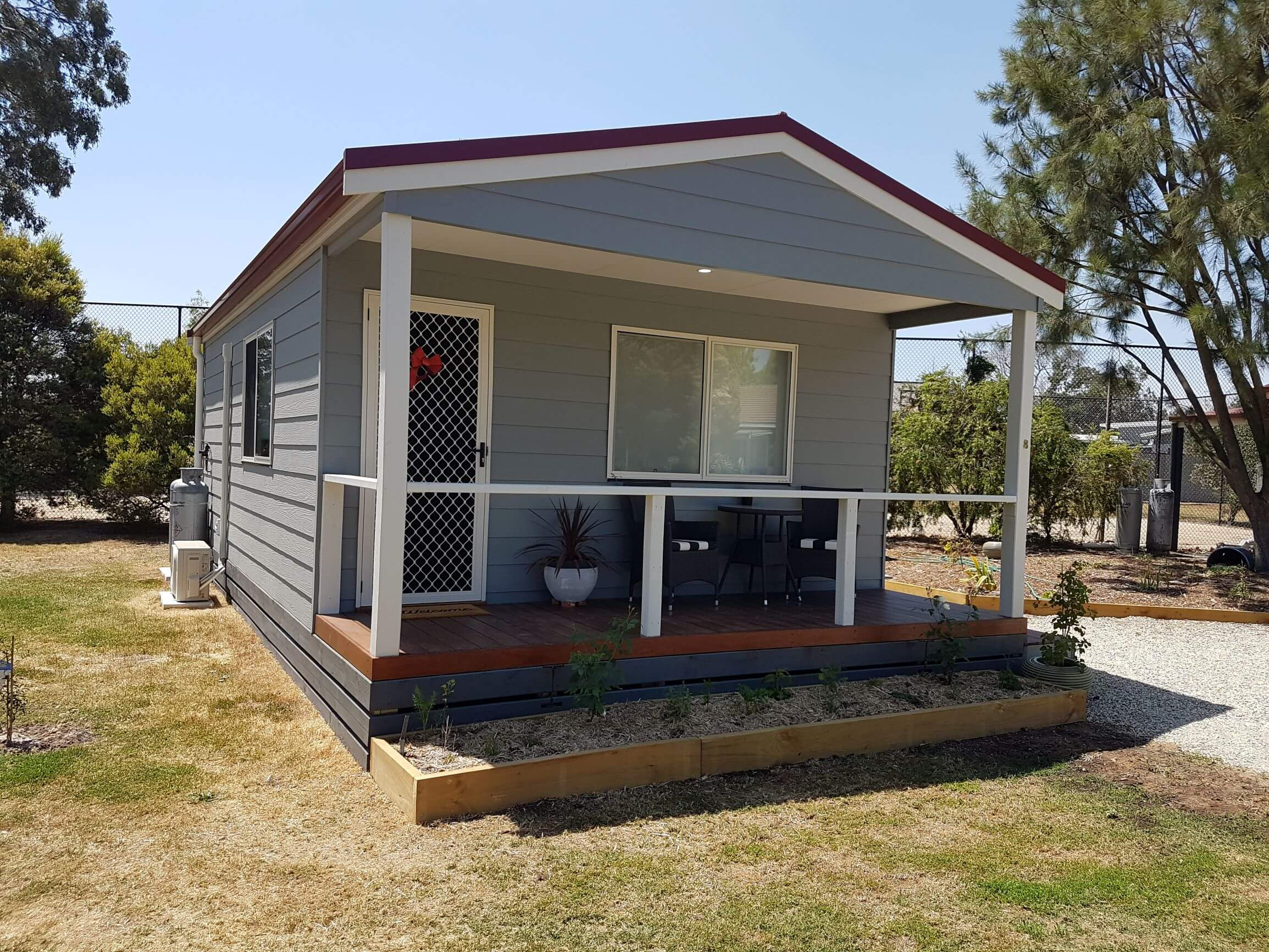 Get Your Cabin Sold Neat External Cabin