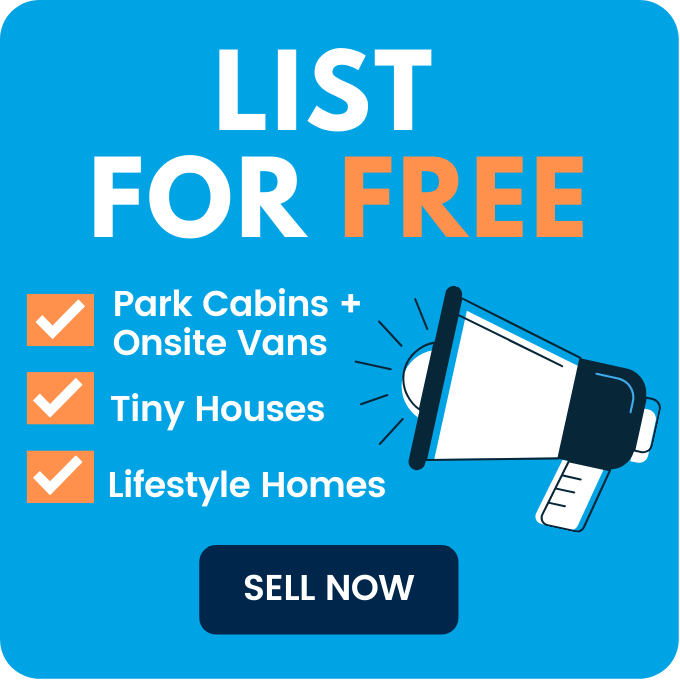 Sell Your Cabin list for free infographic