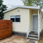 Cabin for Sale Jayco Cabin front steps
