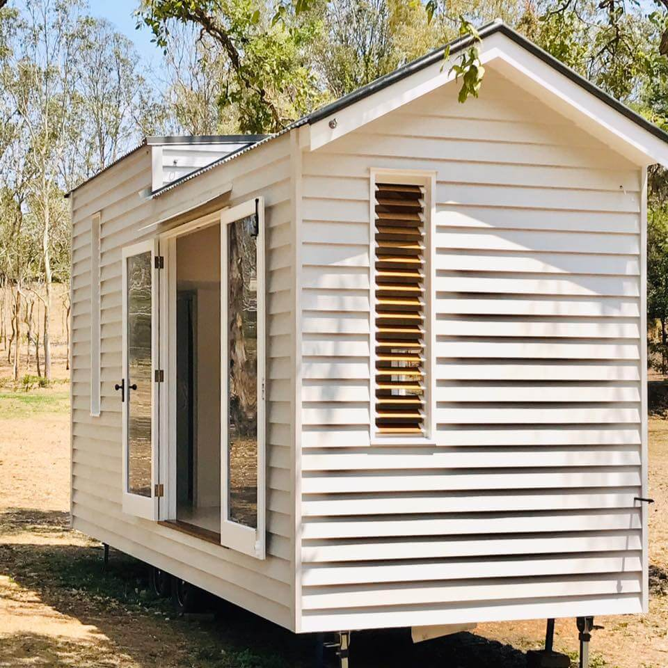 Tiny House With Trailer Largiemore 7 2 For Sale At Cabin Connect