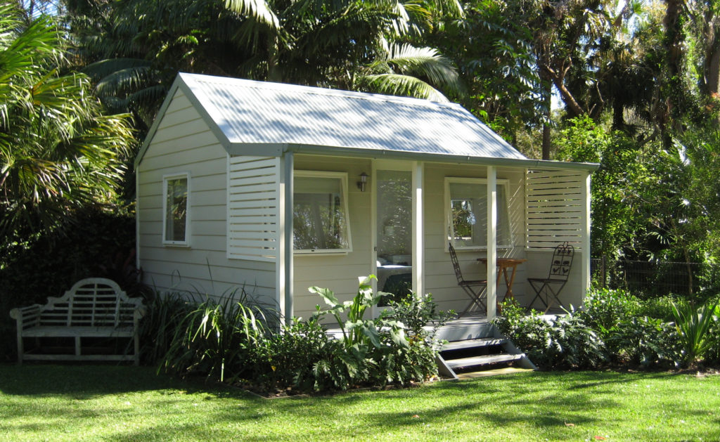 Backyard Cabins for Sale gorgeous cottage in green backyard
