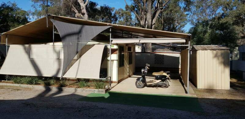 Site 80 - Torrumbarry Holiday Park