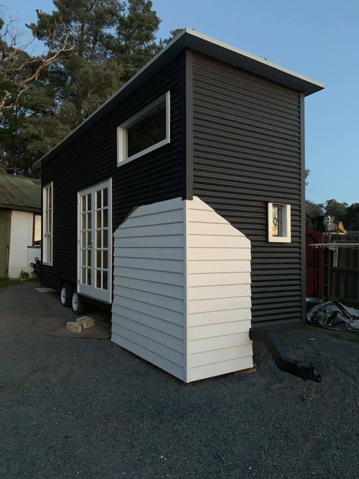Cottage Style Tiny House