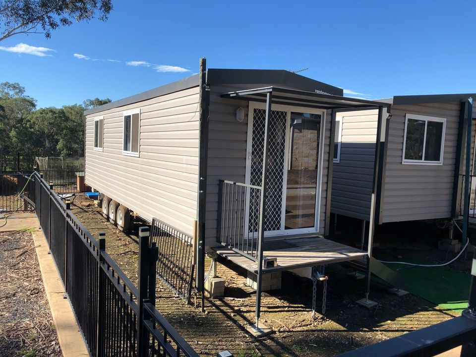 For Relocation - Towable Granny Flat, Office