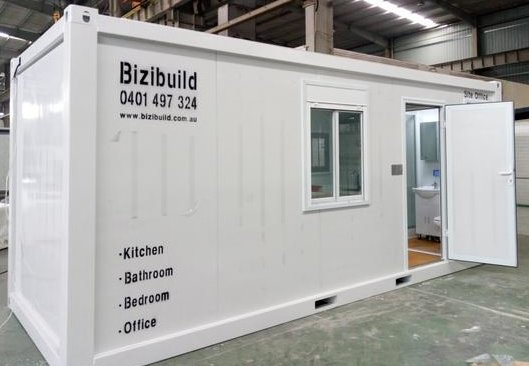 Transportable Site Office Cabin