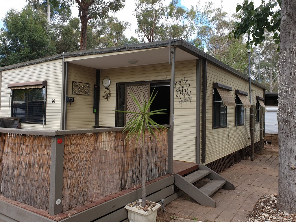 2 bedroom cabin for sale moama