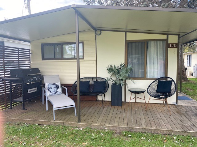 Site 140 - Barlings Beach Holiday Park