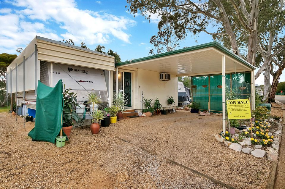 Unit 125 - Gawler Gateway Tourist Park