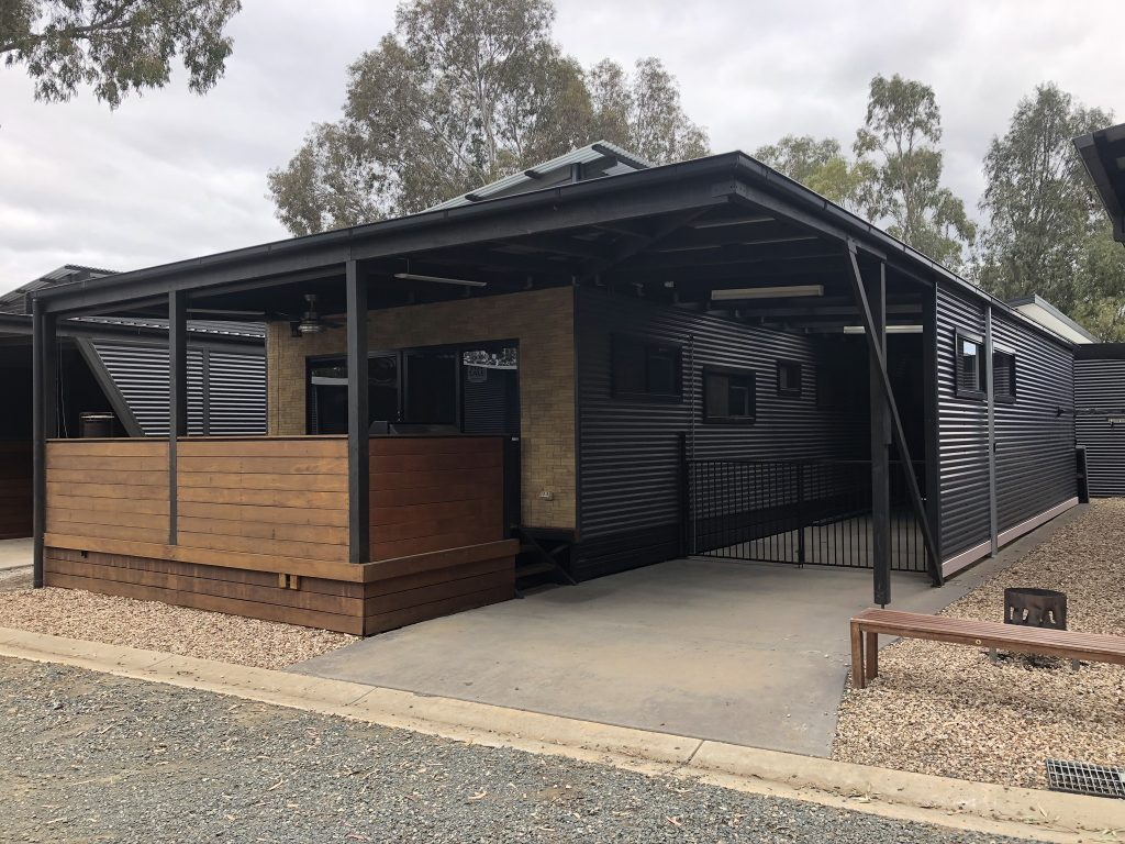 Site C129- Riverlander Holiday Park Echuca