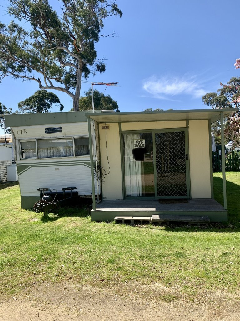 Onsite Caravan for Relocation Port Albert