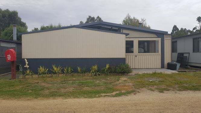 Site G13 - Eildon Waters Holiday Park