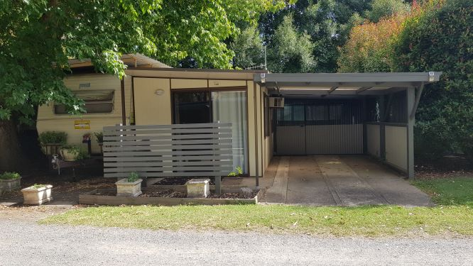 Site 15 - Eildon Waters Holiday Park