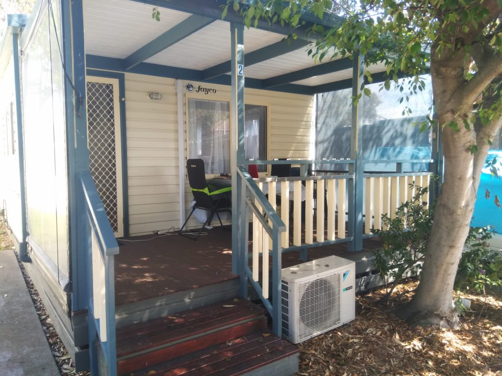 For Relocation: 2 Bedroom Cabin - San Remo